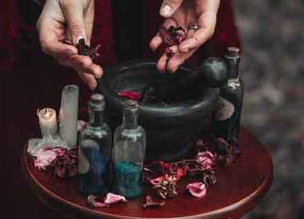Разваляне на магия 09 ритуал