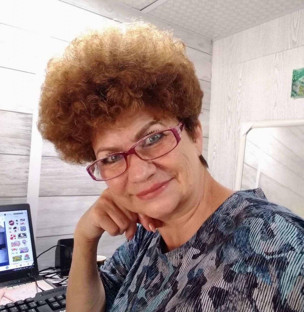 Евелина Лютова