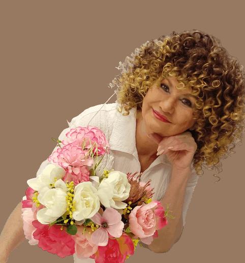 еви с цветя